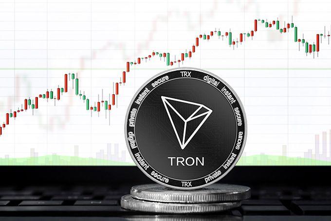 Đối tác của Tron coin