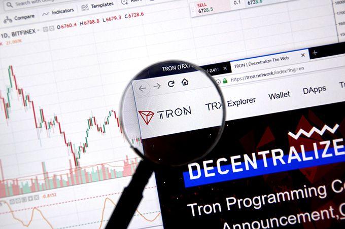 Tron (TRX) dùng để làm gì ?